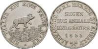 Vereinstaler 1855, Diverse Alexander Carl, 1834-1863 Fast vorzüglich  125,00 EUR  zzgl. 4,50 EUR Versand