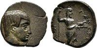 Kleinbronze um 350 v. Chr., unbestimm Lydien Dynast Gamerses (?) Kleine... 200,00 EUR