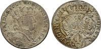 6 Gröscher 1757,  Friedrich II. der Grosse, 1740-1786   75,00 EUR  +  6,00 EUR shipping