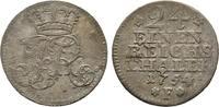 1/24 Taler 1754, Magdeburg. diverse Friedrich II. der Große, 1740-1786 ... 60,00 EUR  +  6,00 EUR shipping