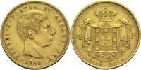5000 Reis 1860, Lissabon Portugal Pedro V. ss-vz  650,00 EUR  zzgl. 14,90 EUR Versand