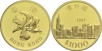 1000 Dollars 1997 Hong Kong  PP  610,00 EUR  zzgl. 14,90 EUR Versand