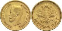 10 Rubel 1899 Russland Nikolaus II. ss  450,00 EUR  +  14,90 EUR shipping