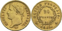 20 Francs 1810 A Frankreich Napoleon I. 1804-1814, 1815 ss  320,00 EUR