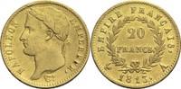 20 Francs 1813 A Frankreich Napoleon I. 1804-1814, 1815 ss  280,00 EUR