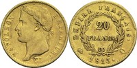 20 Francs 1813 Q Frankreich Napoleon I. 1804-1814, 1815 ss  400,00 EUR