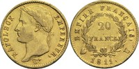 20 Francs 1811 U Frankreich Napoleon I. 1804-1814, 1815 ss  450,00 EUR