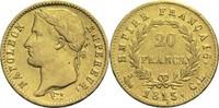 20 Francs 1813 CL Frankreich Napoleon I. 1804-1814, 1815 ss  2500,00 EUR