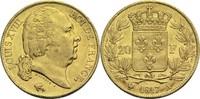 20 Francs 1817 A Frankreich Ludwig XVIII. 1814, 1815-1824 ss  275,00 EUR  +  14,90 EUR shipping