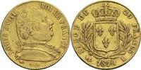 20 Francs 1814 L Frankreich Ludwig XVIII. 1814, 1815-1824 ss-  350,00 EUR