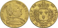 20 Francs 1814 L Frankreich Ludwig XVIII. 1814, 1815-1824 ss-  350,00 EUR  +  14,90 EUR shipping