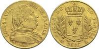 20 Francs 1815 L Frankreich Ludwig XVIII. 1814, 1815-1824 ss  390,00 EUR  +  14,90 EUR shipping