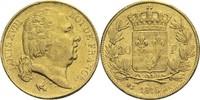 20 Francs 1818 L Frankreich Ludwig XVIII. 1814, 1815-1824 ss  480,00 EUR