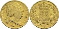 20 Francs 1819 Q Frankreich Ludwig XVIII. 1814, 1815-1824 ss  320,00 EUR  +  14,90 EUR shipping