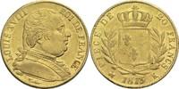 20 Francs 1815 K Frankreich Ludwig XVIII. 1814, 1815-1824 ss-  290,00 EUR