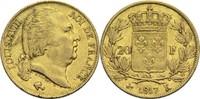20 Francs 1817 K Frankreich Ludwig XVIII. 1814, 1815-1824 ss  700,00 EUR