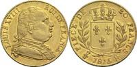20 Francs 1815 R Frankreich Ludwig XVIII. 1814, 1815-1824 ss-vz  700,00 EUR