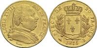20 Francs 1815 B Frankreich Ludwig XVIII. 1814, 1815-1824 ss  750,00 EUR