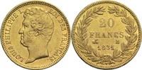 20 Francs 1831 B Frankreich Louis Philippe I. 1830-1848 ss  330,00 EUR