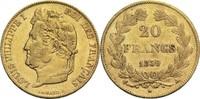 20 Francs 1839 A Frankreich Louis Philippe I. 1830-1848 ss  250,00 EUR