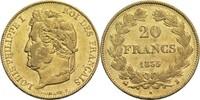 20 Francs 1835 B Frankreich Louis Philippe I. 1830-1848 ss+  800,00 EUR  zzgl. 14,90 EUR Versand