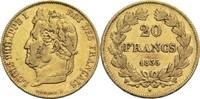 20 Francs 1835 W Frankreich Louis Philippe I. 1830-1848 ss  310,00 EUR  +  14,90 EUR shipping