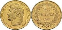 20 Francs 1840 W Frankreich Louis Philippe I. 1830-1848 ss+  1500,00 EUR  zzgl. 14,90 EUR Versand