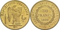 20 Francs 1849 A Frankreich 2. Republik 1848-1852 ss+  400,00 EUR  +  14,90 EUR shipping