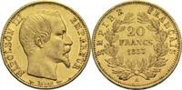 20 Francs 1853 A Frankreich Napoleon III. 1852-1870 ss+  280,00 EUR  zzgl. 6,90 EUR Versand