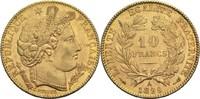 10 Francs 1899 A Frankreich 3. Republik 1871-1940 ss-vz  170,00 EUR  zzgl. 6,90 EUR Versand