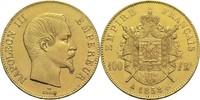 100 Francs 1858 A Frankreich Napoleon III. ss-vz  1420,00 EUR  +  19,80 EUR shipping