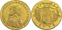 1 Dukat 1774 Salzburg Erzbistum Hieronymus Graf Colloredo vz-St  620,00 EUR  +  19,80 EUR shipping