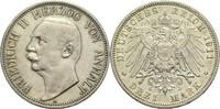 3 Mark 1911 A Anhalt, Herzogtum Friedrich II. 1904-1918 ss+  100,00 EUR  +  14,90 EUR shipping