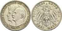3 Mark 1914 A Anhalt, Herzogtum Friedrich II. 1904-1918 Leicht ber., ss... 70,00 EUR  zzgl. 6,90 EUR Versand