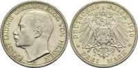 3 Mark 1910 A Hessen (-Darmstadt), Großherzogtum Ernst Ludwig 1892-1918... 110,00 EUR  +  14,90 EUR shipping