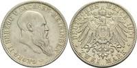 2 Mark 1901 D Sachsen-Meiningen Georg II. 1866-1914 ss  340,00 EUR  zzgl. 6,90 EUR Versand