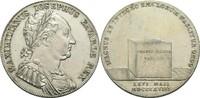 Taler 1818 Bayern Maximilian I. Joseph 1806-1825 Leicht justiert, ss-vz  170,00 EUR  +  14,90 EUR shipping