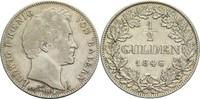 1/2 Gulden 1846 Bayern Ludwig I. 1825-1848 ss  30,00 EUR  +  14,90 EUR shipping
