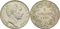 Gulden 1861 Bayern Maximilian II. 1848-1864 vz-  80,00 EUR  +  14,90 EUR shipping