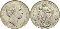 Madonnentaler o. J. (1865) Bayern Ludwig II. 1864-1886 vz  95,00 EUR  zzgl. 6,90 EUR Versand