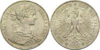 Vereinstaler 1859 Frankfurt am Main Freie Stadt 1815-1866 ss-vz  55,00 EUR  zzgl. 6,90 EUR Versand