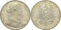 Vereinsdoppeltaler 1861 Frankfurt am Main Freie Stadt 1815-1866 Kratzer... 220,00 EUR  zzgl. 6,90 EUR Versand