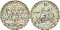 Feinsilbermedaille, talerähnlich 1872 Hannover  Min. Kr., vz-St  170,00 EUR  zzgl. 6,90 EUR Versand