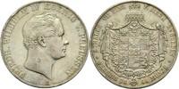 Doppeltaler 1846 A Preussen Friedrich Wilhelm IV. 1840-1861 Rf., ss+  220,00 EUR  zzgl. 6,90 EUR Versand