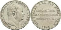 Ausbeutevereinstaler 1859 A Preussen Friedrich Wilhelm IV. 1840-1861 ss+  90,00 EUR  zzgl. 6,90 EUR Versand