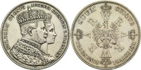 Taler 1861 Preussen Wilhelm I. 1861-1888 Leicht berührt, vz-  50,00 EUR  +  14,90 EUR shipping