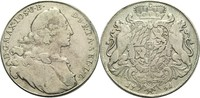 Taler 1761 Bayern Maximilian III. Joseph 1745-1777 ss  90,00 EUR  +  14,90 EUR shipping