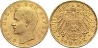 10 Mark 1898 D Bayern, Königreich Otto 1886-1913 Kl. Rf., vz  270,00 EUR  +  14,90 EUR shipping