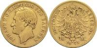 10 Mark 1873 E Sachsen, Königreich Johann 1854-1873 ss  310,00 EUR  zzgl. 6,90 EUR Versand