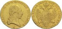 1 Dukat 1820 E Österreich Franz I. (1804-1835) ss  360,00 EUR  zzgl. 6,90 EUR Versand